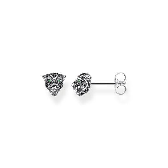 clous d'oreilles Black Cat de la collection  dans la boutique en ligne de THOMAS SABO