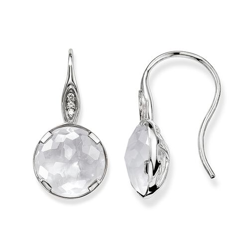 """earrings """"crown chakra"""" from the Chakras collection in the THOMAS SABO online store"""
