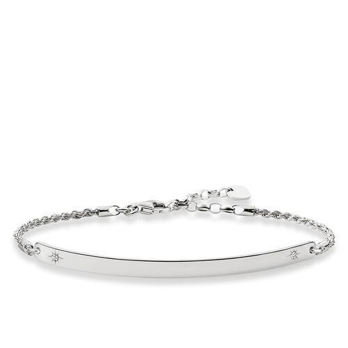 "bracelet ""étoile"" de la collection Love Bridge dans la boutique en ligne de THOMAS SABO"