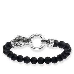 "bracelet ""dragon"" from the Rebel at heart collection in the THOMAS SABO online store"