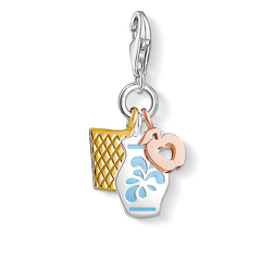 Charm pendant Frankfurt jug from the Charm Club Collection collection in the THOMAS SABO online store
