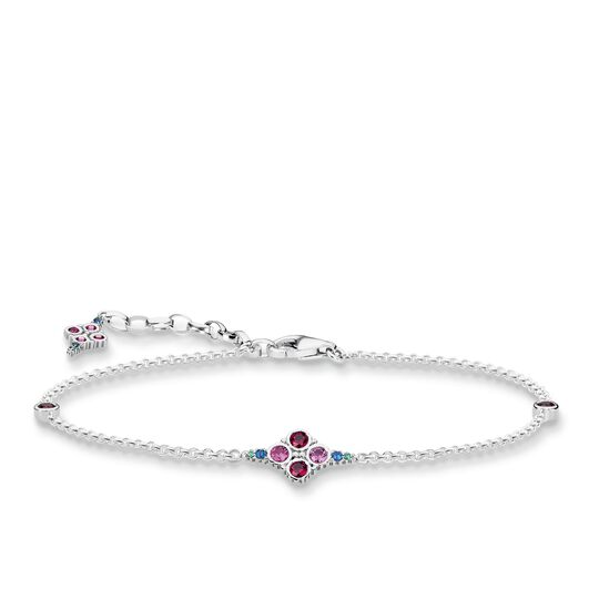 """bracciale """"Royalty pietre multicolor"""" from the Glam & Soul collection in the THOMAS SABO online store"""