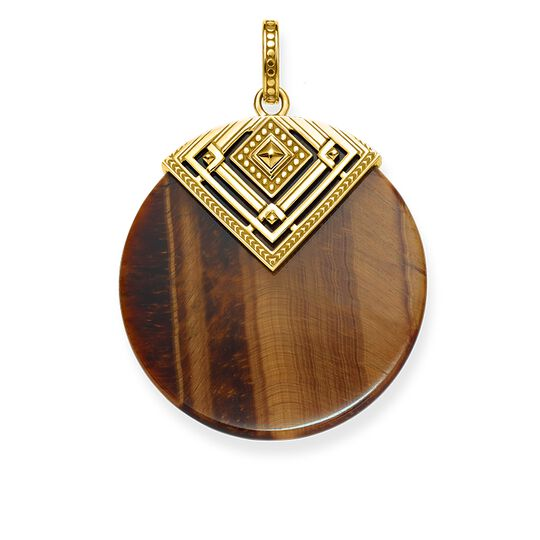 pendant Africa Triangle from the Glam & Soul collection in the THOMAS SABO online store
