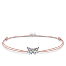bracelet Little Secret butterfly from the Glam & Soul collection in the THOMAS SABO online store
