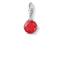 """Charm pendant """"birth stone July"""" from the  collection in the THOMAS SABO online store"""