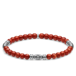 bracciale Talismano rosso from the Glam & Soul collection in the THOMAS SABO online store