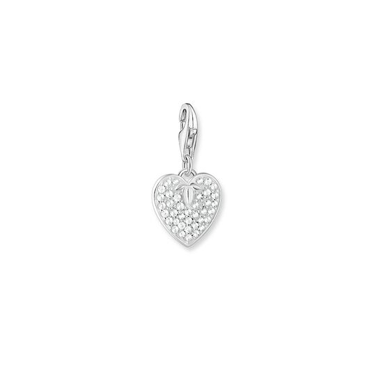 Charm pendant heart from the  collection in the THOMAS SABO online store