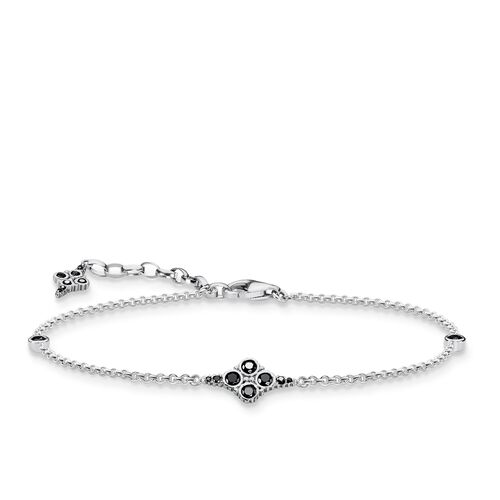 """bracelet """"Royalty Black Stones"""" from the Glam & Soul collection in the THOMAS SABO online store"""