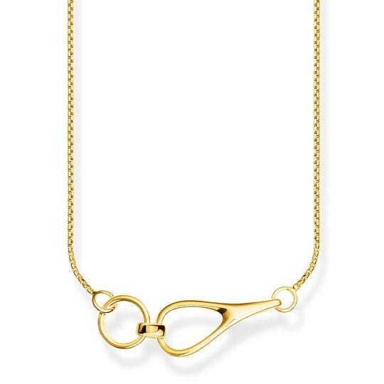 halsband Heritage guld ur kollektionen  i THOMAS SABO:s onlineshop