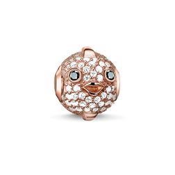 Bead pufferfish from the Karma Beads collection in the THOMAS SABO online store