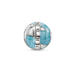 """Bead """"Wonderful World"""" from the Karma Beads collection in the THOMAS SABO online store"""