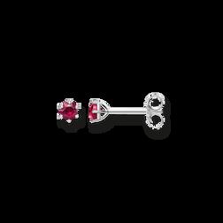 """pendientes """"Piedra roja"""" de la colección Glam & Soul en la tienda online de THOMAS SABO"""