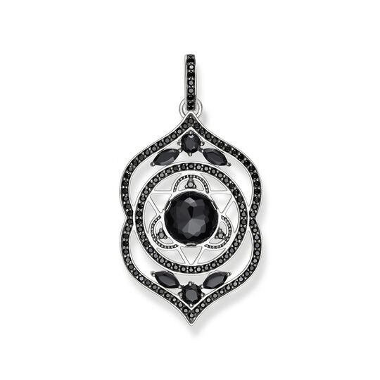 pendant black third eye chakra from the  collection in the THOMAS SABO online store