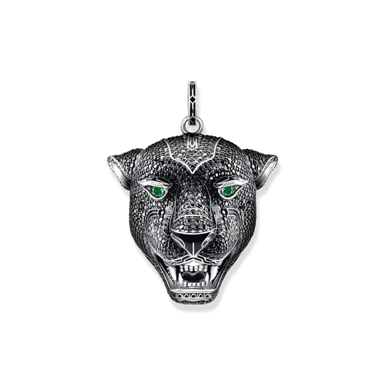 pendentif Black Cat grand de la collection Rebel at heart dans la boutique en ligne de THOMAS SABO