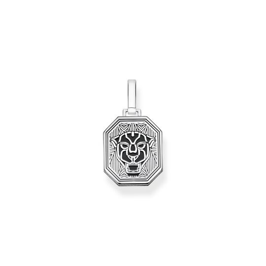 pendant Black Cat from the  collection in the THOMAS SABO online store