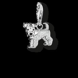 Charm-Anhänger Hund aus der  Kollektion im Online Shop von THOMAS SABO