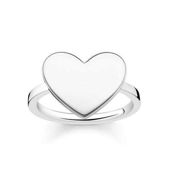 bague cœur de la collection Love Bridge dans la boutique en ligne de THOMAS SABO