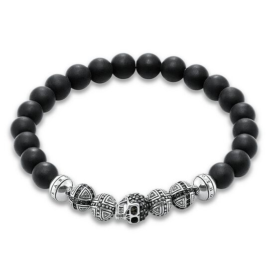 bracelet skull from the Rebel at heart collection in the THOMAS SABO online store