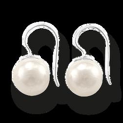 pendientes de perlas de la colección Glam & Soul en la tienda online de THOMAS SABO