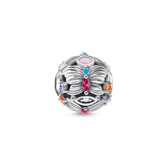 bead butterfly silver from the Karma Beads collection in the THOMAS SABO online store
