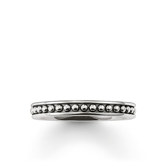 partner ring studs from the Rebel at heart collection in the THOMAS SABO online store