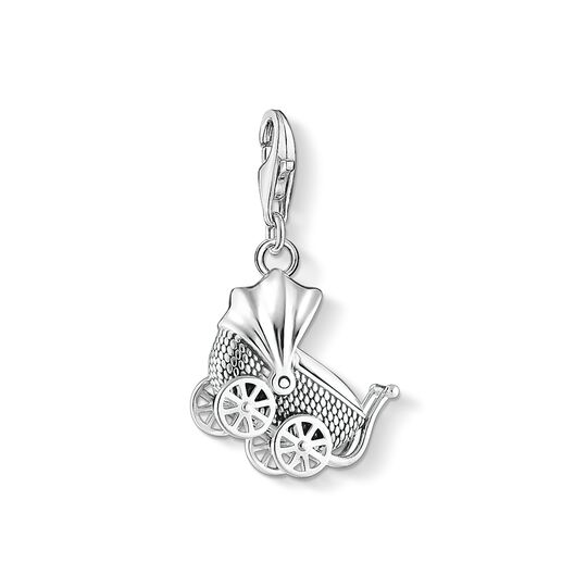 Charm pendant Vintage pram from the Charm Club collection in the THOMAS SABO online store