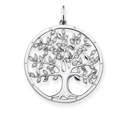 ciondolo Tree of Love from the Glam & Soul collection in the THOMAS SABO online store