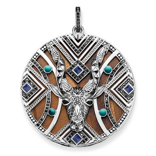 """pendant """"Africa antelope"""" from the Glam & Soul collection in the THOMAS SABO online store"""