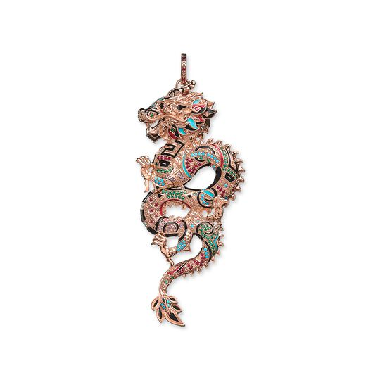 pendant chinese Dragon from the  collection in the THOMAS SABO online store