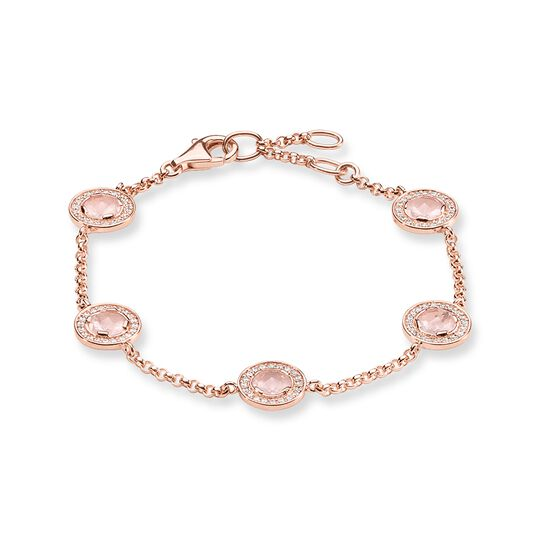 bracelet Light of Luna pink from the Glam & Soul collection in the THOMAS SABO online store