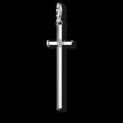 pendentif Charm croix argentée de la collection Charm Club Collection dans la boutique en ligne de THOMAS SABO