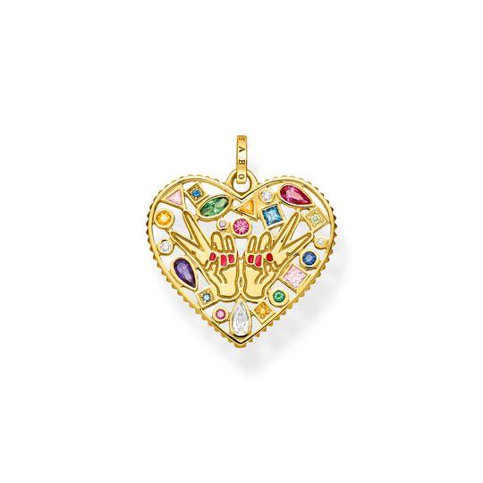 pendentif Love & Peace de la collection  dans la boutique en ligne de THOMAS SABO