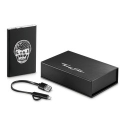 Charger Skull EH from the  collection in the THOMAS SABO online store