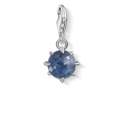 Charm pendant birth stone September from the Glam & Soul collection in the THOMAS SABO online store