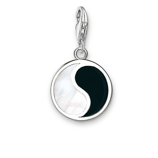 "Charm pendant ""yin & yang"" from the  collection in the THOMAS SABO online store"