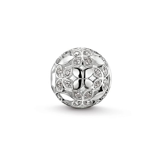 Bead lotus leaf from the Karma Beads collection in the THOMAS SABO online store