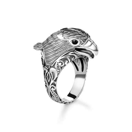 Ring Adler aus der Rebel at heart Kollektion im Online Shop von THOMAS SABO