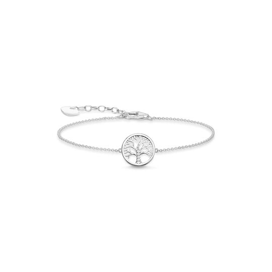 bracelet tree of love silver from the  collection in the THOMAS SABO online store