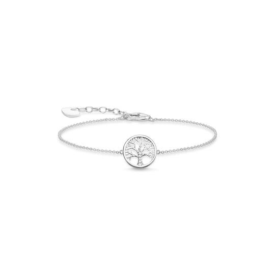 bracelet tree of love silver from the Glam & Soul collection in the THOMAS SABO online store