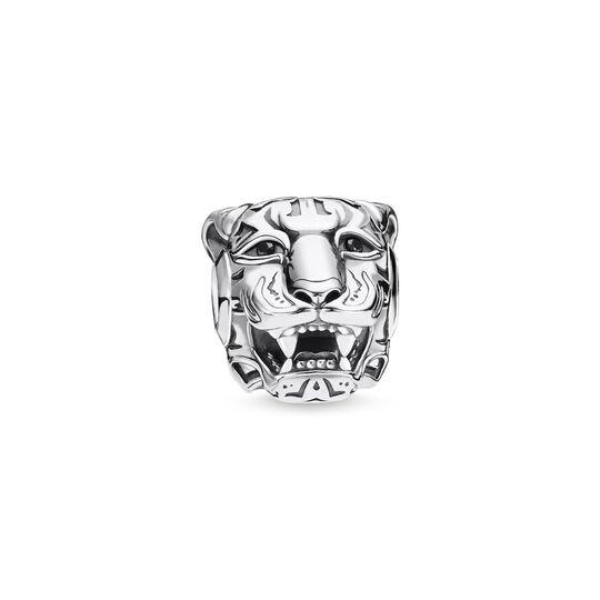 Bead tiger silver ur kollektionen Karma Beads i THOMAS SABO:s onlineshop