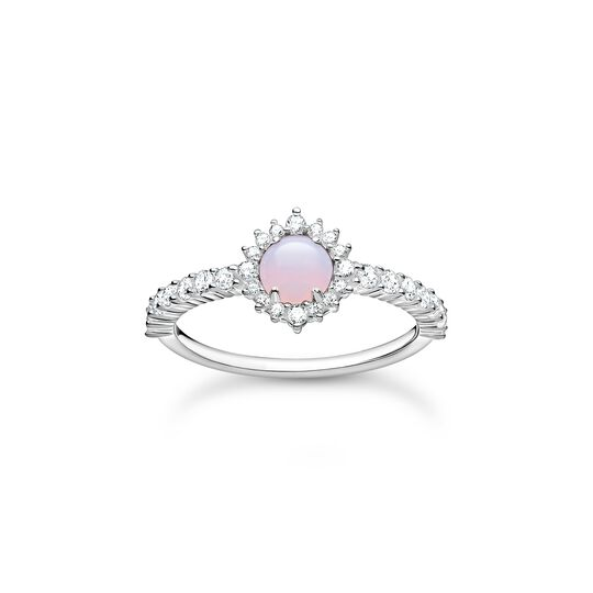 Ring opal-coloured stone from the Charming Collection collection in the THOMAS SABO online store