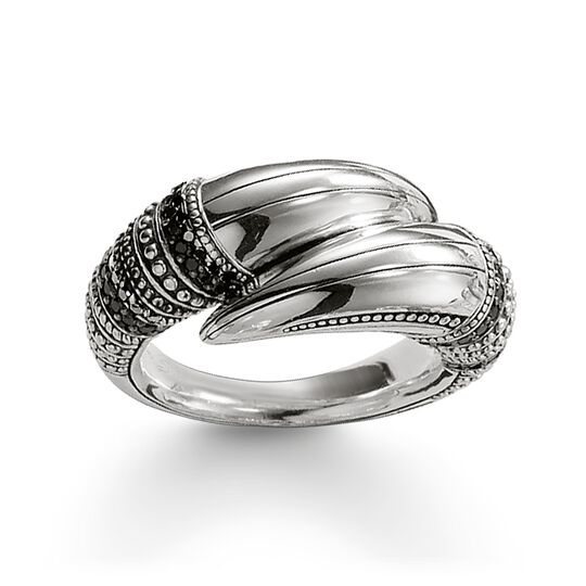 bague griffe de la collection Rebel at heart dans la boutique en ligne de THOMAS SABO