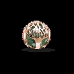 """Bead """"Grüner Lebensbaum"""" aus der Karma Beads Kollektion im Online Shop von THOMAS SABO"""