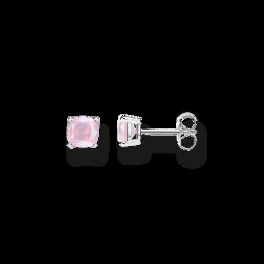 Ohrstecker Opal-Imitation rosa schimmernd aus der Glam & Soul Kollektion im Online Shop von THOMAS SABO