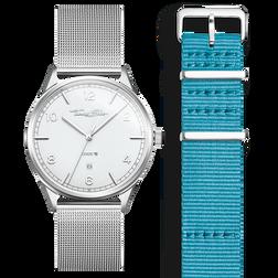 SET CODE TS montre blanche et bracelet turquoise de la collection  dans la boutique en ligne de THOMAS SABO