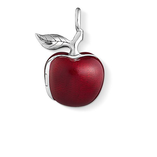 Pendant big red apple pe726 women thomas sabo usa pendant from the glam amp soul collection in the thomas sabo online aloadofball Images