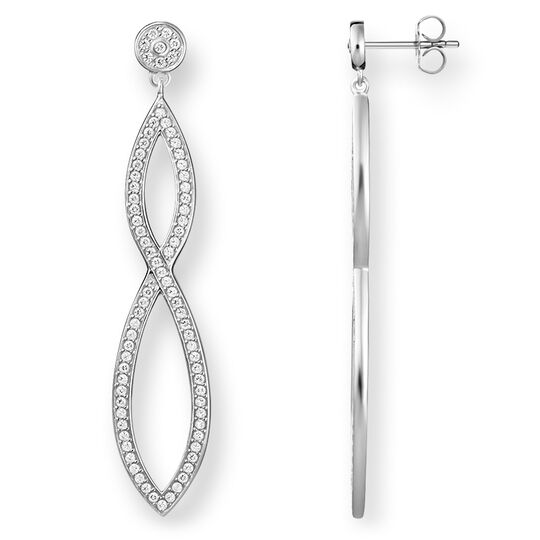earrings infinity from the Glam & Soul collection in the THOMAS SABO online store
