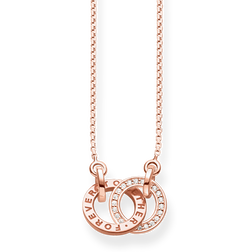 "necklace ""FOREVER TOGETHER Small"" from the Glam & Soul collection in the THOMAS SABO online store"