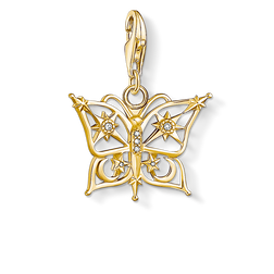 pendentif Charm papillon de la collection Charm Club Collection dans la boutique en ligne de THOMAS SABO