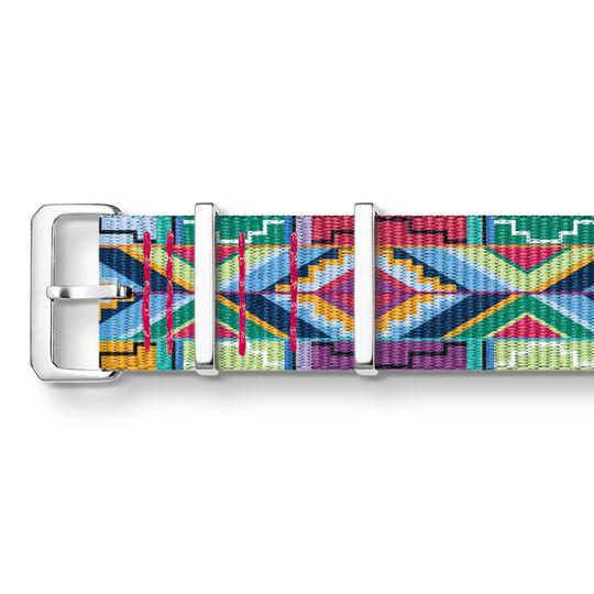 Correa CODE TS Nato patrón colorido de la colección  en la tienda online de THOMAS SABO